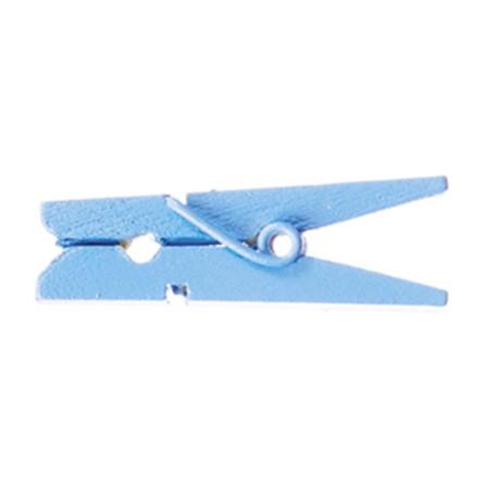 Mini pinces bleues