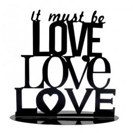 LOVE DECO NOIR