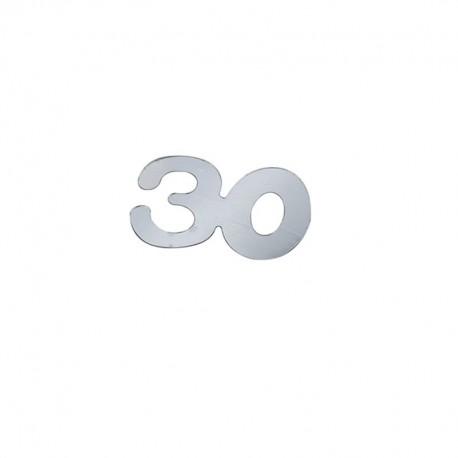 30 argent