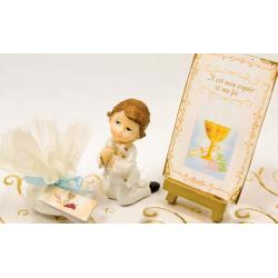 Carte de remerciement communion x 6